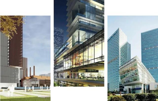 美食中心,上海最大城市副中心启动开发,200米摩天楼群即将开建