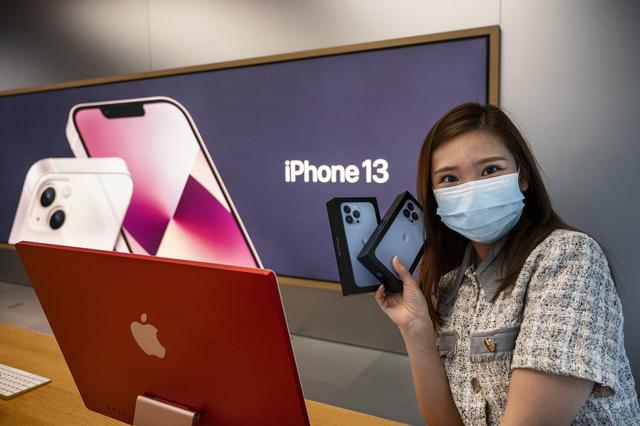 iPhone 13 Pro 256GB版成本约3674元,比上一代iPhone 12 Pro贵约150元