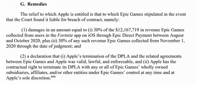 Epic和苹果的官司两败俱伤?苹果营业方式改变,Epic赔钱 全球新闻风头榜 第3张