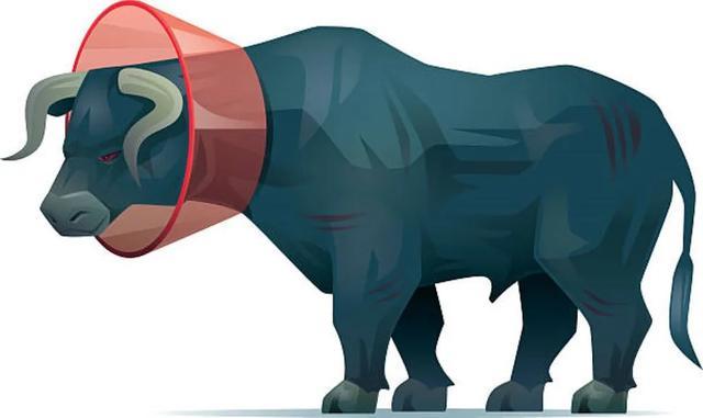 2020年标普500指数值跌去低潮期的34%意味着大牛市的完