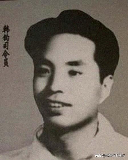 姓韩的名人,韩钧:河南新安人,他给陈赓大将当过副手,因何英年早逝