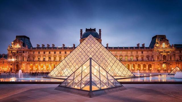 卢浮宫简介,卢浮宫:这里为何能汇聚全世界的稀世珍宝?