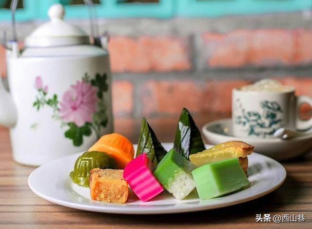 马来西亚特产有哪些,独特的马来西亚传统糕点