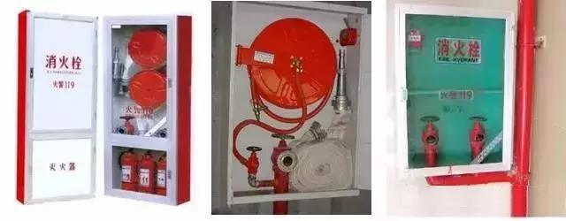 消防设施有哪些,图文解析|十七种消防设施、装置,收藏!