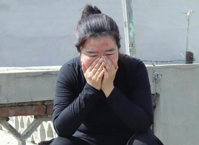 恶变黑素瘤,烁烁母亲刘亦慧嚎啕大哭