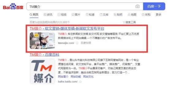 网络营销推广公司,TM媒介一站式新闻软文发稿平台!