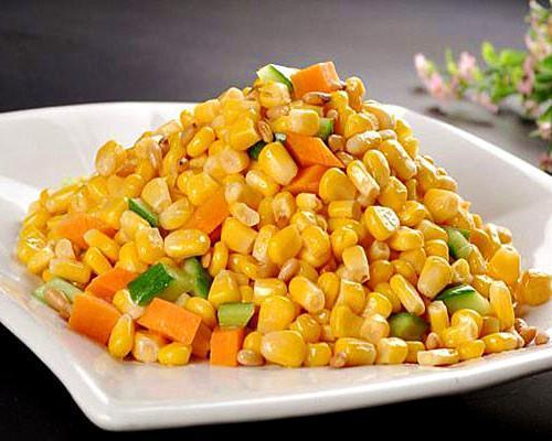 松子玉米的做法,色香味俱全的松仁玉米到底怎么做的呢?食材常见,学了你也会做