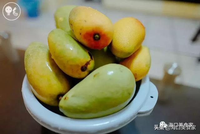 芒果品种,海口市面上常见的6款芒果,到底哪个值得买?
