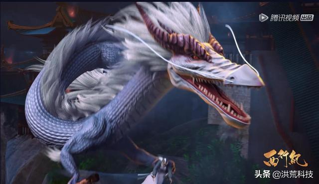 龙族3漫画,西行纪:龙族沦为迦楼罗的食物?没继承黄金龙魂,修炼方法还错了