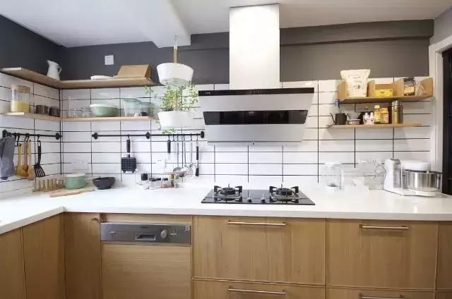 厨房图片,20款流行厨房设计效果图,今年看到的好厨房都在这里了!