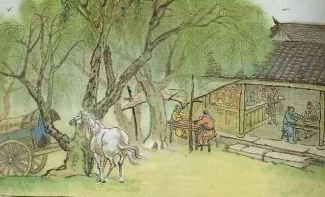 """王维的送别诗,王维这首送别诗,只有28字却被称为""""古今第一"""",白居易都佩服"""