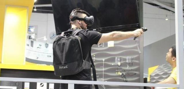 vr酷,史上最酷的VR背包,果然卖得一点也不便宜