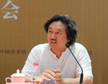 浦江的名人,自豪!浦江人马锋辉被任命为新一届中国美术家协会秘书长
