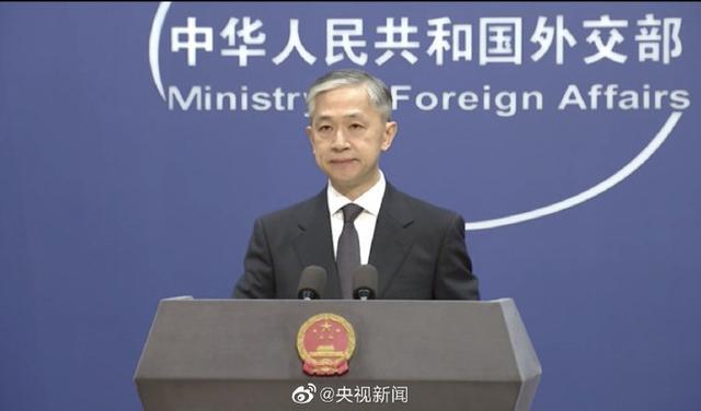 外交部:反对印方在边境争议地区开展以军事争控为目的的基础设施建设