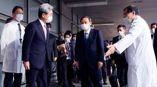 德媒:日本新冠疫情凶猛反弹考验新首相菅义伟 被迫对旅游踩刹车