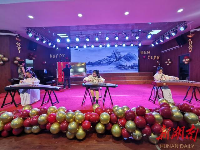 吴雅思,黎郡小学举办2021年新年音乐会