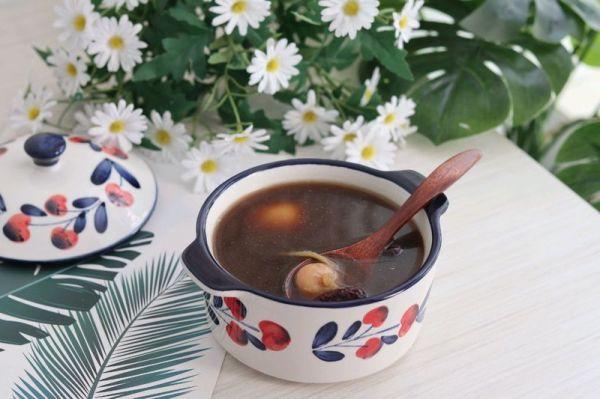 小汤圆甜汤的各种吃法,姜汁汤圆,简单快手,喝完浑身暖暖的