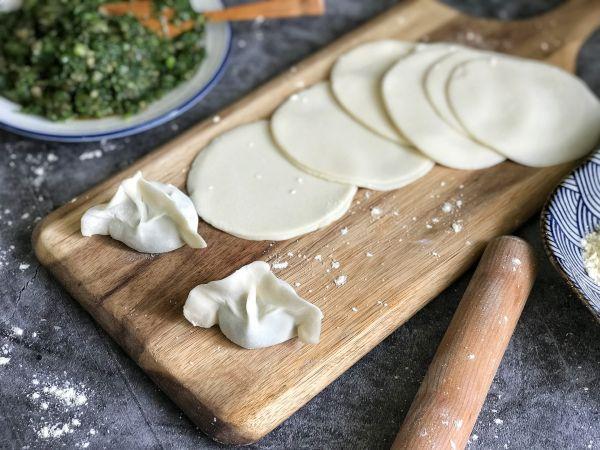 茴香饺子馅的做法,#福气年夜菜#猪肉茴香水饺
