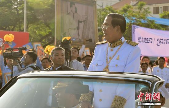 柬埔寨首相洪森复信巴淡岛经济特区企业股东会庆贺西哈努克港自由