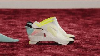 120美元无触碰鞋GoFlyEase合适健身运动