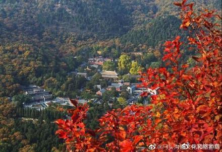 门头沟旅游景点大全,春节期间畅游门头沟,9个景区对外开放