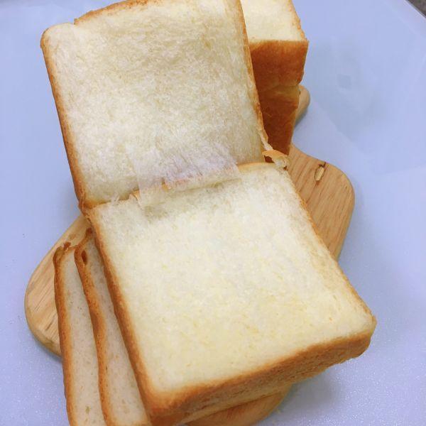 吐司面包的做法,醇奶吐司 100%中种经典配方