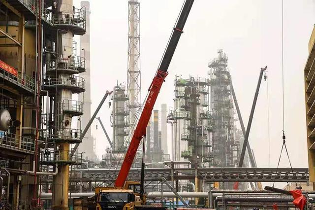 济南炼油厂驻扎地早已从近郊区变市区 化工厂能不能拆迁变成附近