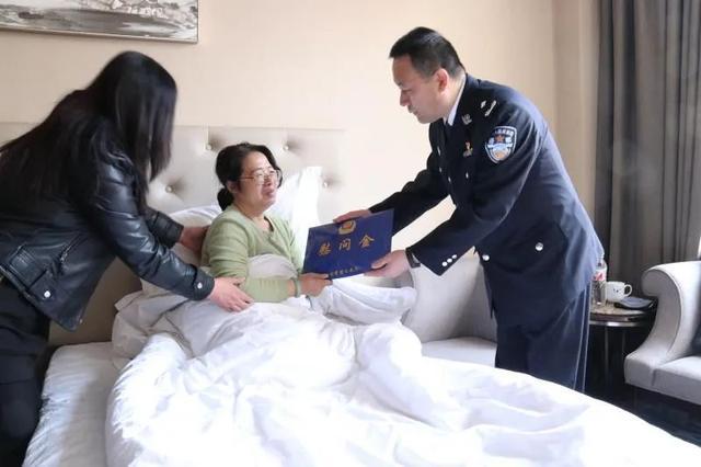 送别!54岁民警因公殉职 曾4次在工作途中休克 全球新闻风头榜 第2张