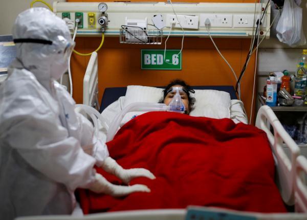 印度医学会:印度近1300名医生在疫情期间死亡 全球新闻风头榜 第1张