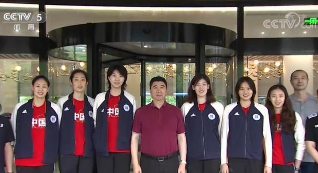 来了!中国女排朱婷等六位国手出征世界排球联赛 全球新闻风头榜 第1张