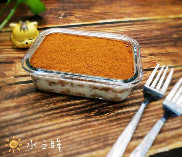 蔓越莓干的吃法,十分钟健康早餐——燕麦低卡提拉米苏