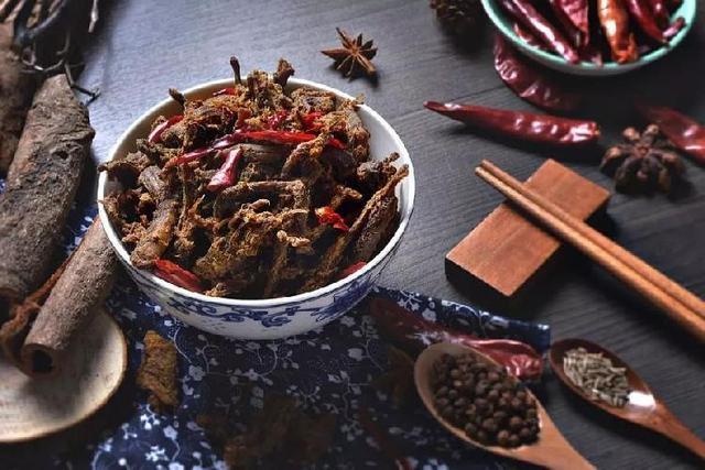 重庆特产传说(569)   传承了80多年的金角老四川牛肉干,带你走进小时候的记忆