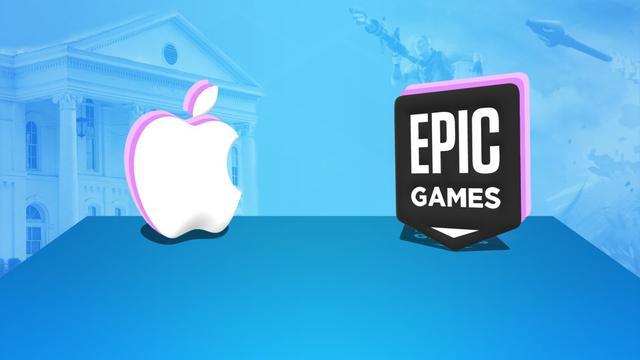 """Epic诉苹果案初审判决出炉:Epic赔钱,苹果""""割地"""" 全球新闻风头榜 第2张"""