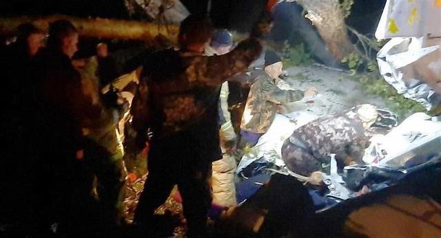 """俄罗斯一飞机失事4人死亡,曾被称为""""最不安全飞机"""" 全球新闻风头榜 第2张"""