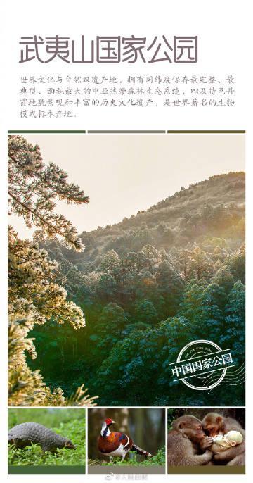 今天,第一批国家公园名单公布 全球新闻风头榜 第5张