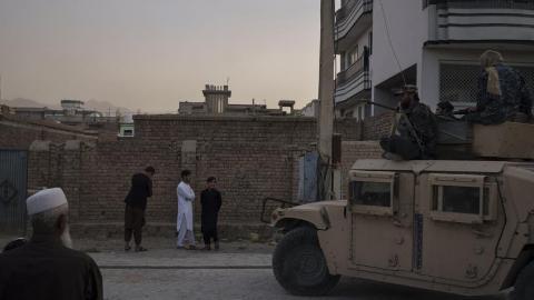 阿富汗临时内阁:驱逐虐待人民的塔利班成员,保护投资者安全 全球新闻风头榜 第1张