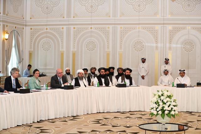 """塔利班称愿与国际社会""""积极""""交往 全球新闻风头榜 第2张"""