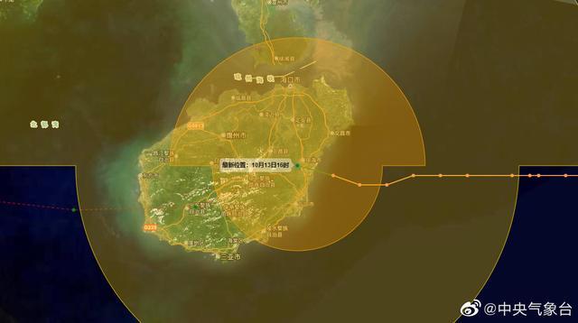 """""""圆规""""已造成菲律宾13人死亡9人失踪,登陆海南后迅速减弱为强热带风暴 全球新闻风头榜 第2张"""