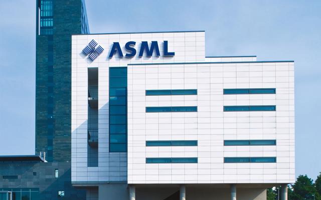 一季度ASML共向中国内地出入口11台光刻技术