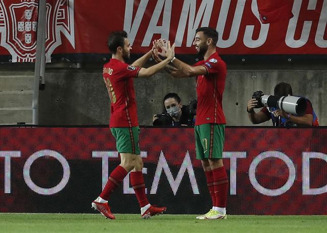 5-0!C罗又刷爆历史级神迹,直接送鱼腩出局,葡萄牙只剩1个对手 全球新闻风头榜 第3张