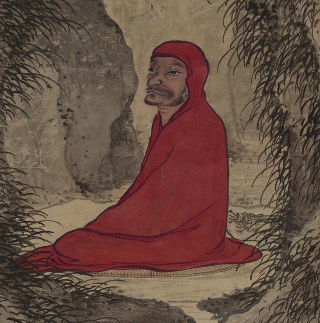 达摩的寓意,论达摩禅法——心如壁观