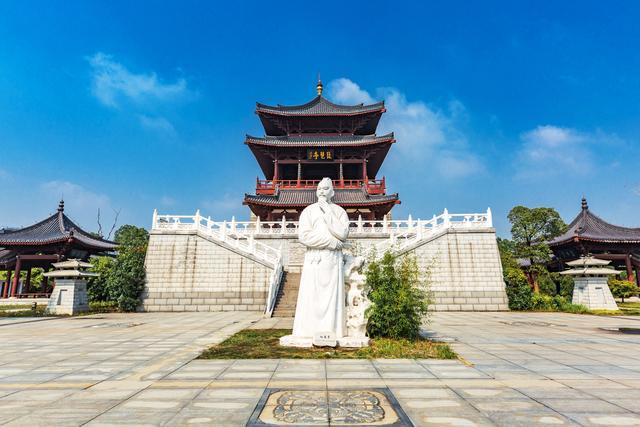 九江景点,九江市区小范围一日游走,哪里值得去,哪里值得住