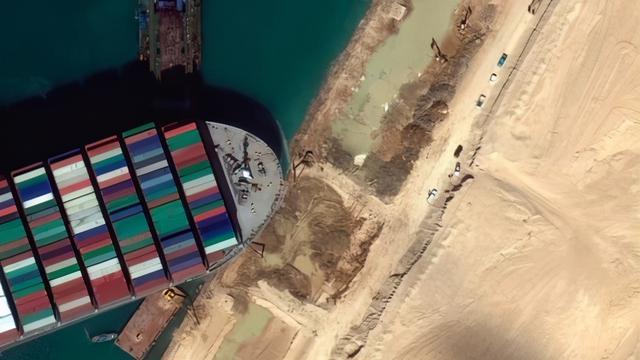 苏伊士运河脉率终断早已危害到世界经济