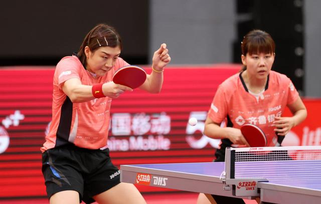 山东鲁能女队3-0上海龙腾晋级决赛