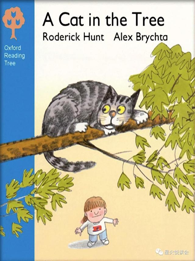 (校园版)英文牛津树三阶A Cat in the Tree4