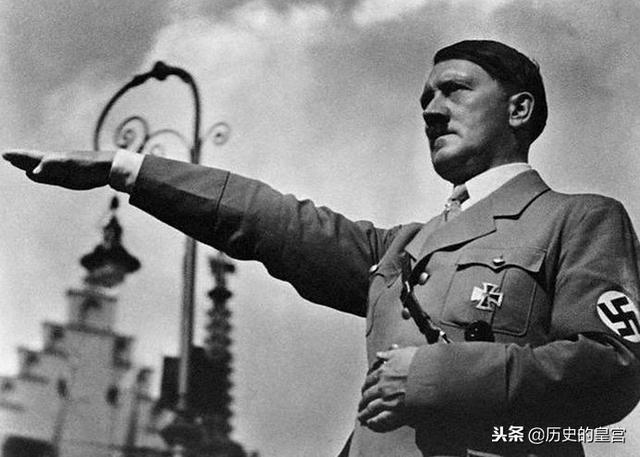 希特勒简介,世界历史四大战争狂人,四个人都挑战了全世界,中国无一人上榜