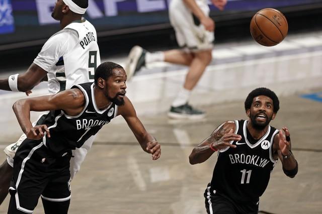NBA季后赛雄鹿vs篮网 全球新闻风头榜 第7张