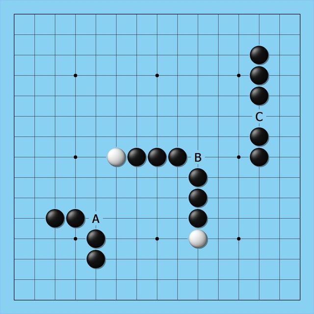 五子棋技巧,带禁手的五子棋究竟是如何玩的?