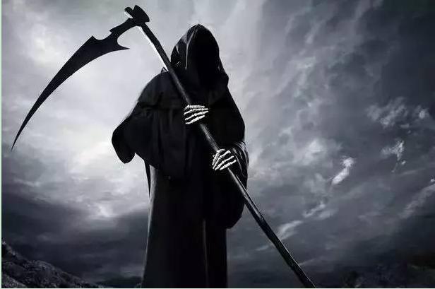 死神图片,长柄大镰刀,为啥成了欧洲死神的标配?