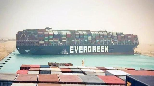 大中型货船堵塞苏伊士运河将加重全世界供应链管理难题